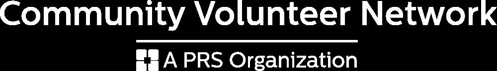 PRS Community Volunteer Network Logo