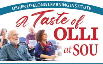 Archived: OLLI's Summer Speakers Series Offers a Free Taste of OLLI!