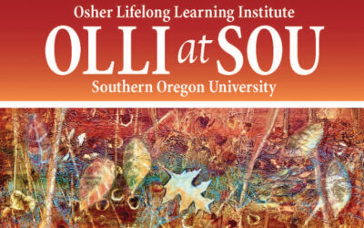 The OLLI Fall Course Catalog Is Available!